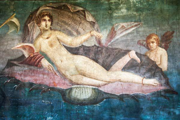 Venus at the House of Venus in the Shell
