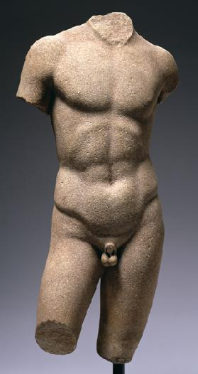 Torso of a Naked Youth