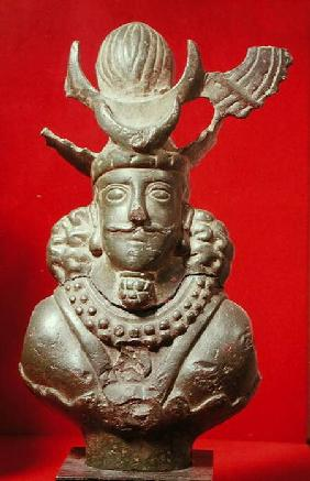 Bust of a Sassanid King