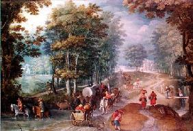 Peasants Journeying