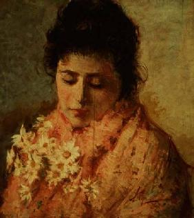 Portrait of a Woman (panel)