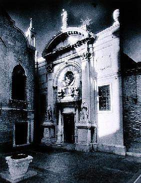 Church of Santa Maria della Misericordia, Cannaregio, Venice