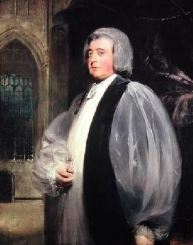 Dr. John Moore (1730-1805) Archbishop of Canterbury