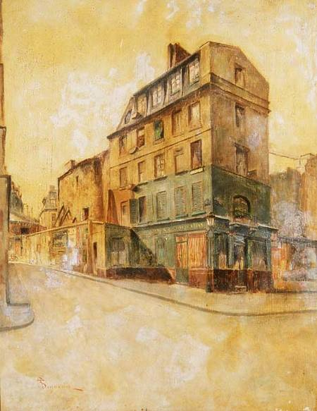 Montmartre - Telemaco Signorini