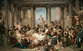 The Decline of the Roman Society (Le's Romains de la Dècadence)