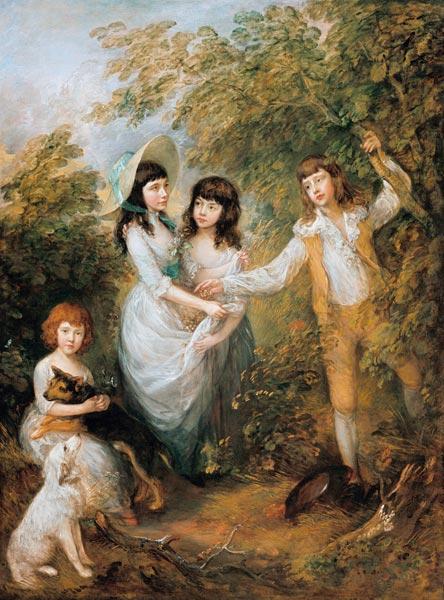 Thomas Gainsborough Riproduzioni E Dipinti Di Copia Di