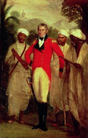 Colonel Colin Mackenzie and his Indian pandits