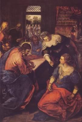 Christ with Maria and Martha
