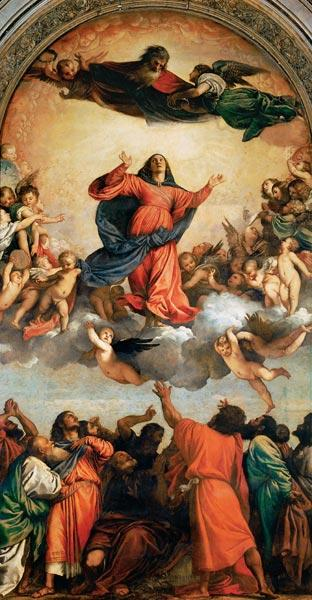 Assunta, Assumption of the Virgin