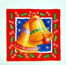 Jingle Bells, 2005 (w/c on paper)