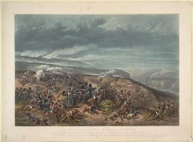 The Battle of Inkerman on November 5, 1854
