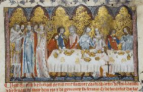 Feasting at King Arthur's Court