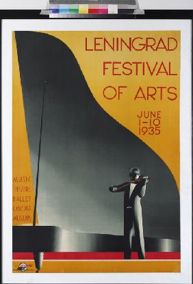 Leningrad Festival of the Arts