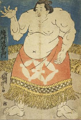 The Sumo Wrestler Sakaigawa Namiemon