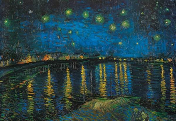 Notte stellata vincent van gogh for La notte stellata vincent van gogh