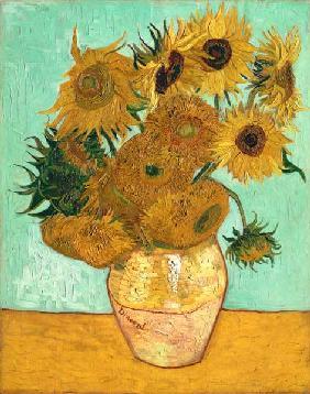 Mazzo Di Fiori Van Gogh.Fiori Riproduzioni E Dipinti Di Questa Collezione
