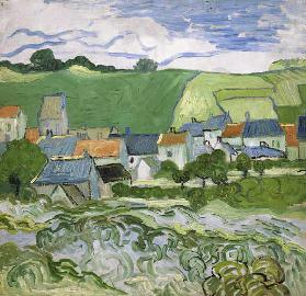 View of Auvers