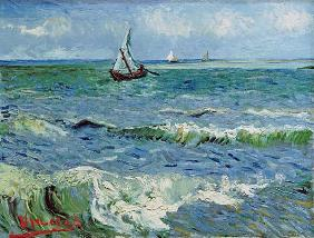 Il mare a St.Maries 1888