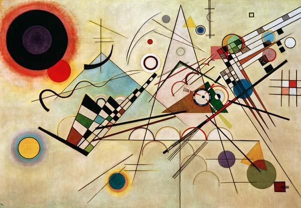 Wassily Kandinsky Riproduzioni e dipinti di COPIA-DI-ARTE.COM