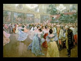 Court Ball at the Hofburg