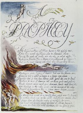 Illustration American Prophecy