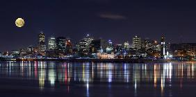 Montreal Night